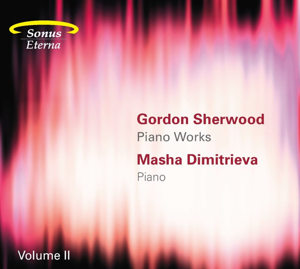 Gordon Sherwood Piano Works