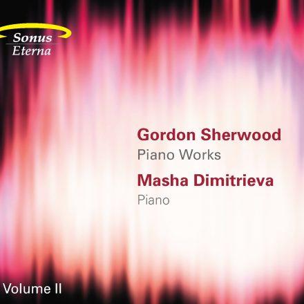 Gordon Sherwood Piano Works